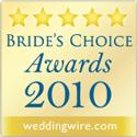 WeddingWire Bride's Choice Awards 2010
