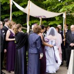 Soul's Delight Chuppah - Violet