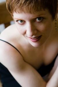 Melissa Dinwiddie - ketubah artist, jazz singer, creativity instigator