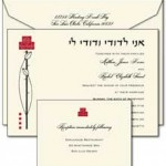 Arts & Crafts Roses wedding invitations