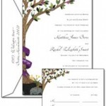 Tree of Life wedding invitations