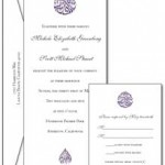 Soul's Delight wedding invitations