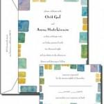 Windows to the Soul wedding invitations